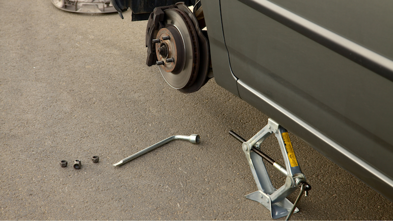 A guide to tyre repairs