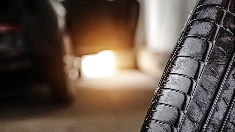 How tyres respond to your driving