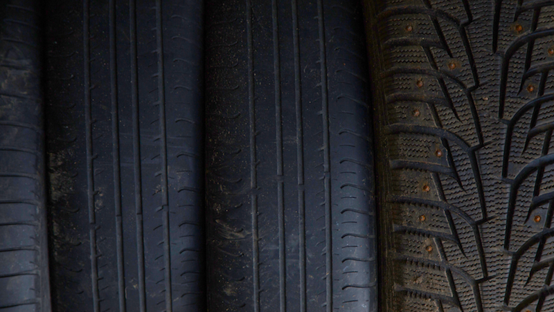 Where do tyres come from