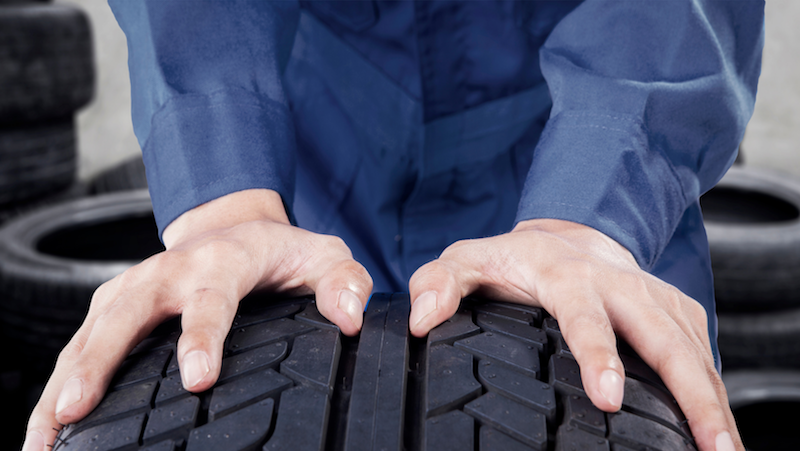 affordable part worn tyres