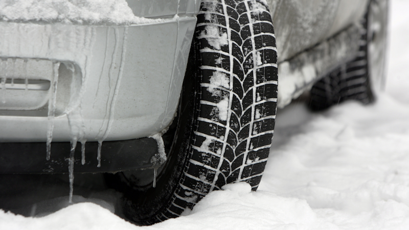 how does temperature impact tyres