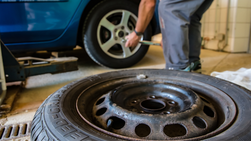Purchasing Budget Tyres